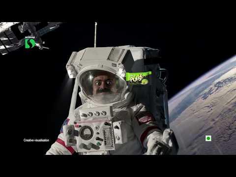 #PranJaayeParPulseNaJaaye – Astronaut