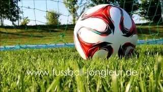 Fussball Freestyle - Sebastian Landauer - Fussball Jongleur