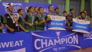 Video SMA 1 BANJARMASIN VS SMA 109 PGRI TANGERANG - Pocari Sweat Futsal 2016 - Group Stage MP3, 3GP, MP4, WEBM, AVI, FLV Juli 2017