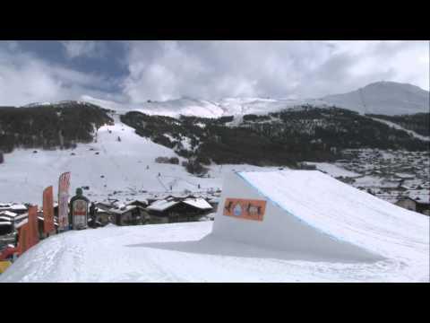 Sci e snowboard estremi