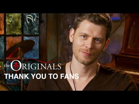 The Originals Cast Says Goodbye To Fans