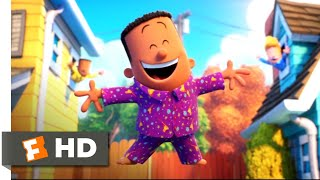 Nonton Captain Underpants: The First Epic Movie (2017) - The Saturday Song Scene (3/10) | Movieclips Film Subtitle Indonesia Streaming Movie Download