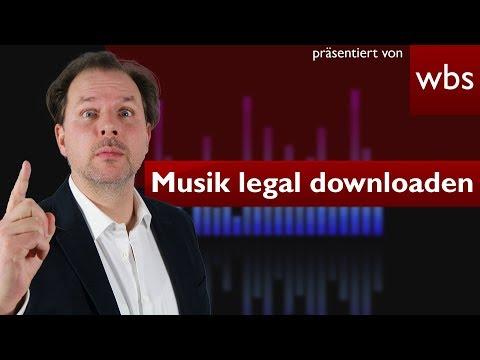 YouTube Musik legal downloaden – Tipps der Kanzlei Wilde Beuger & Solmecke Köln