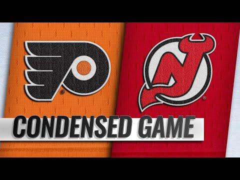 03/01/19 Condensed Game: Flyers @ Devils