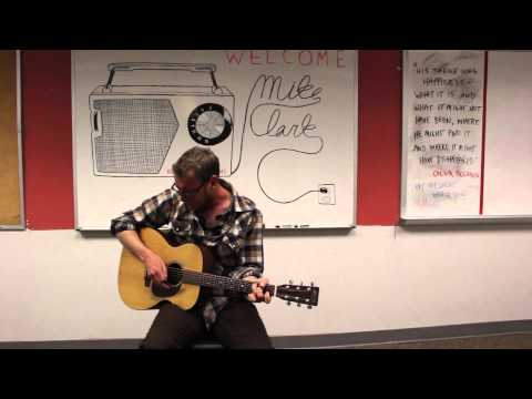 mike clark - Mike Clark performs in Room 125 at Lawrence High School in Lawrence, Kansas for our twenty-second