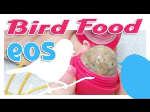 eos DiY Meisenknödel / eos Diy bird food
