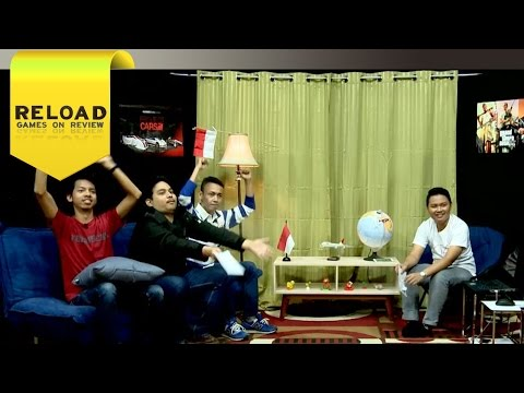 RE-LOAD: Games On Review – Independence Day Special – 20 Agustus 2015 (with Eno Bening & Koharo TV)