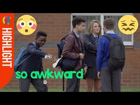 So Awkward | Anger Management | Series 3 Episode 9