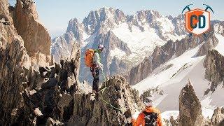 Serious Exposure: Will Gadd's Alpine Ridge Adventure   Climbing Daily Ep 1454 by EpicTV Climbing Daily