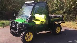 8. John Deere Gator 825i FOR SALE