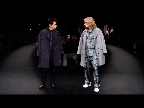 ZOOLANDER 2 Announced At Paris Fashion Show – AMC Movie News