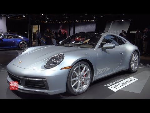 2020 Porsche 911 Carrera S Exterior And Interior Walk Around