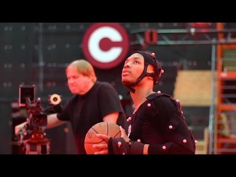 *LIVE* - Damian Lillard has been revealed to be the cover athlete for NBA Live 15. Watch this behind the scenes look at Damian coming to life in NBA LIVE 15. Follow NBA Live 15 at GameSpot.com! http://www....