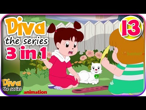 Seri Diva 3 in 1 | Kompilasi 3 Episode ~ Bagian 13 | Diva The Series Official
