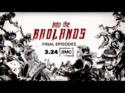 Into The Badlands 4 Season trailer final episodes | В пустыне смерти тизер mix перед 4 сезона
