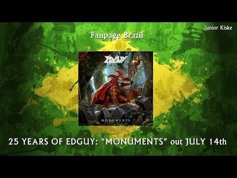Edguy -  Tears Of A Mandrake  2017   ( 25 YEARS OF EDGUY ) Fanpage Production (видео)