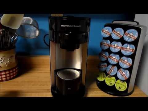 Product Review: Hamilton Beach FlexBrew Single Serve Coffee Maker
