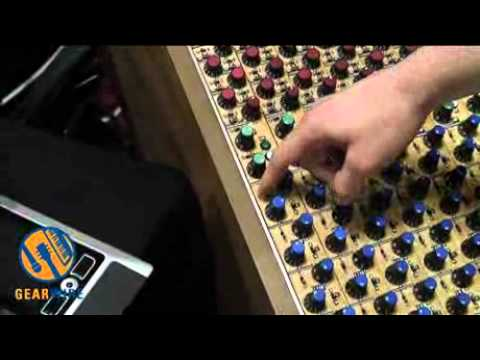 Under Tone Audio Custom Mixing Consoles: Interview With Co-Founder Eric Valentine (Video)