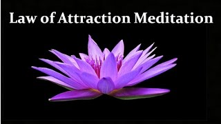 Law of Attraction Meditation - Speed Up Your Manifestations - Powerful! (New)