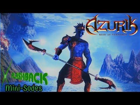Azurik: Rise of Perathia (Xbox)-VF Mini-Sodes