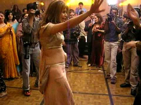 bollywood party - This was at Fardeen and Natasha's wedding. Sonu Nigam singing in the back ground. It was a wonderfull time.