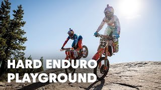 Video Shredding the Ultimate Hard Enduro Playground at a Classic Tahoe Ski Hill | Donner Partying 2016 MP3, 3GP, MP4, WEBM, AVI, FLV Juni 2017