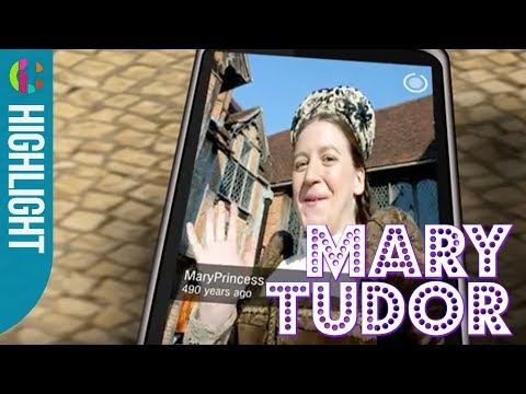 Mary Tudor vlogs from the 1500's | Horrible Histories