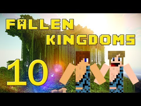 Jour - Le dixième jour de cette nouvelle aventure Fallen Kingdoms avec Siphano & Xef ! La map par Techno : http://www.minecraft-france.fr/2012/05/map-the-tree-of-ka...