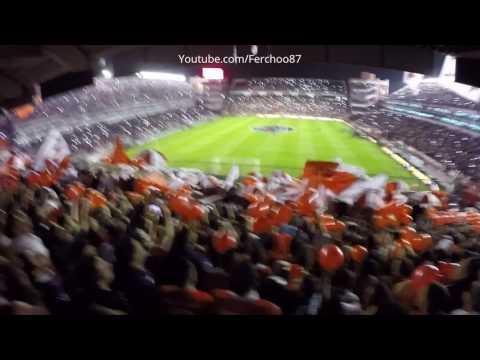Independiente 2-0 Racing | Recibimiento completo - La Barra del Rojo - Independiente