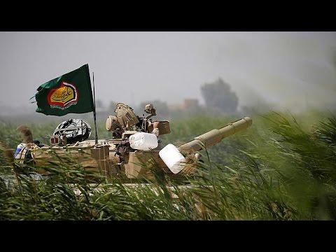 Ιράκ: Συνεχίζονται οι επιχειρήσεις για την ανακατάληψη της Φαλούτζα