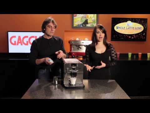 Review: Gaggia Brera Espresso Machine