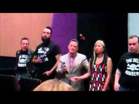 Los Wild Ones Q&A panel at Phoenix Film Festival