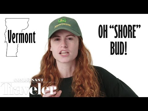 50 People Show Us Their States Accents