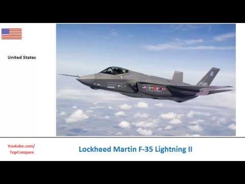 Lockheed Martin F-35 Lightning...
