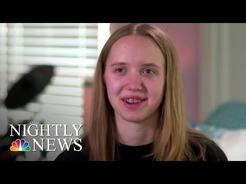 Video How This Teen Girl Got Her Favorite Band To Cover Her Favorite Song | NBC Nightly News download in MP3, 3GP, MP4, WEBM, AVI, FLV January 2017