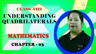 Class VIII Mathematics Chapter 3: Understanding Quadrilaterals