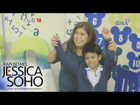 Kapuso Mo, Jessica Soho: Calculus whiz kid, kilalanin!