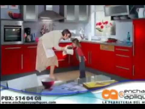 Enchapes de cocinas modernas videos videos for Enchapes cocinas modernas