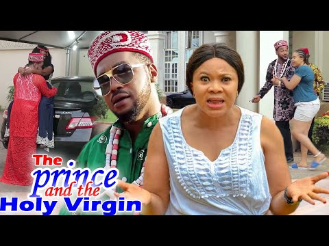 THE PRINCE & THE HOLY VIRGIN 3&4 (New Hit Movie) NONSO DIOBI 2021 Nigerian Nollywood Movie.