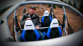 4. 2010 Polaris Ranger RZR 4 Test Ride