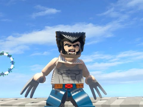 X Men Origins: Wolverine - Are you excited? Time to dive into the Marvel Lego Universe! MOD DONE BY: Mehannik Skins http://www.playground.ru/files/lego_marvel_super_heroes_mehannik_ski...