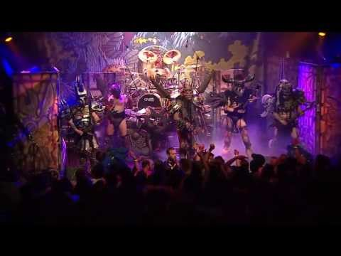 GWAR - Madness at the Core of Time