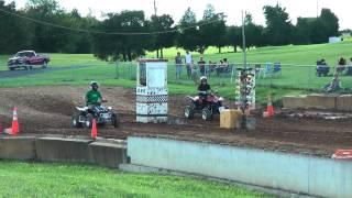 10. GHott TRX450R vs. Honda TRX700XX - GBR Warren County, VA - 9/9/2012