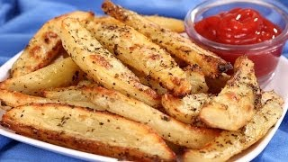 Get the recipe: http://www.amylynnskitchen.com/sidedishes/ovenroastedpotatowedges.html Delicious oven roasted potato wedges... tender on the inside and ...
