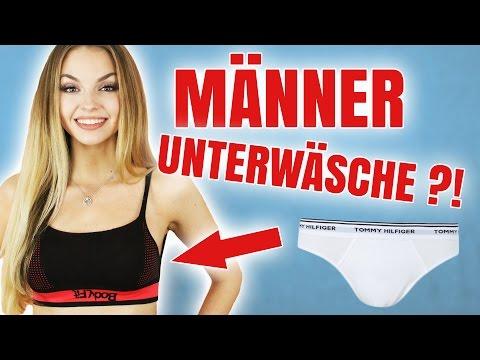 SKURRILER DIY HACK, der WIRKLICH FUNKTIONIERT | SPORT BH AUS MÄNNER BOXERSHORTS