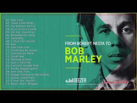 Bob Marley Greatest Hits Full Album - Bob Marley Nonstop Best Songs