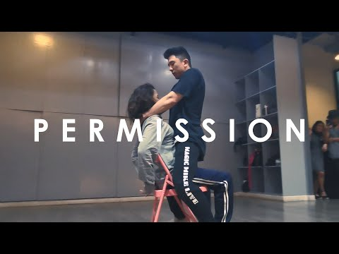 Permission by Ro James | Magic Mike choreography