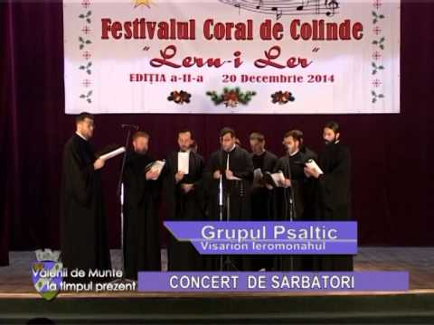 Emisiunea Vălenii de Munte la timpul prezent – Concert de sărbători – 2 ianuarie 2015