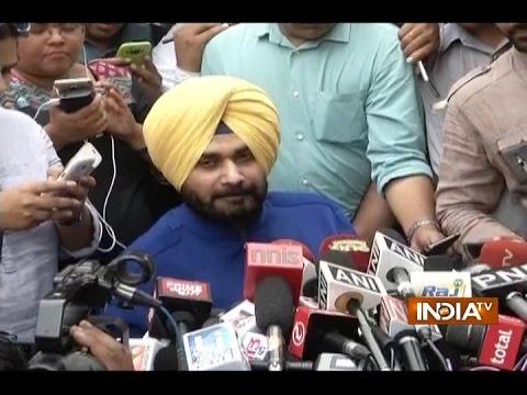 Navjot Singh Sidhu- India TvCannot forego roots, quit Rajya Sabha because was asked to leave Punjab: Navjot Singh Sidhu