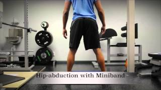 Exercise Index: Hip-Abduction with Miniband